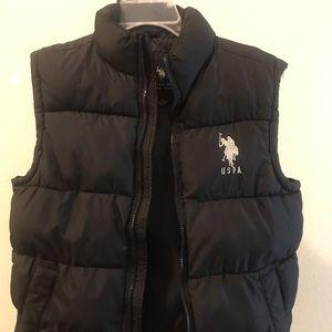 Men's U.S. Polo Assn. Puffer Vest